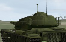 VBS2 Model – R.O.C. Main Battle Tank : M60A3