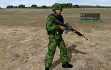 VBS2 陸軍與解放軍步槍兵